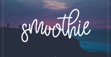 Smoothie Script [1 Font] | The Fonts Master