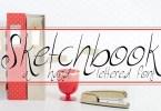 Rf Sketchbook [1 Font] | The Fonts Master
