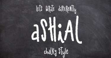 Ashial [2 Fonts + Extra]   The Fonts Master