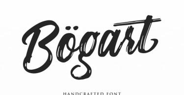 Bogart Script [1 Font] | The Fonts Master