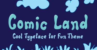 Comic Land [2 Fonts] | The Fonts Master