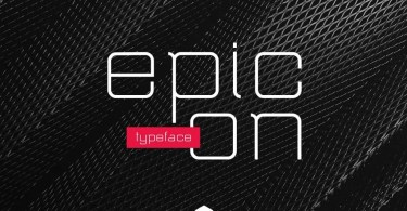 Epicon [6 Fonts] | The Fonts Master