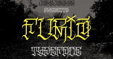 Furia [2 Fonts] | The Fonts Master