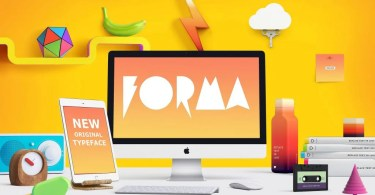 Forma [1 Font] | The Fonts Master