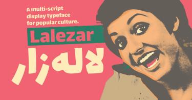 Lalezar [1 Font]   The Fonts Master