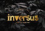 Inversus [1 Font] | The Fonts Master