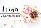 Irian [1 Font] | The Fonts Master