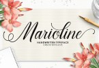 Marioline Script [2 Fonts] | The Fonts Master