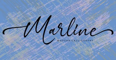 Marline [1 Font] | The Fonts Master
