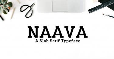 Naava [3 Fonts] | The Fonts Master