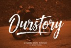Ourstory [5 Fonts] | The Fonts Master