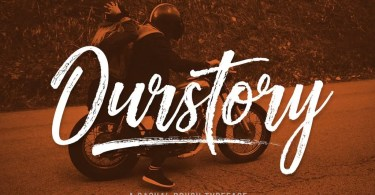 Ourstory [5 Fonts]