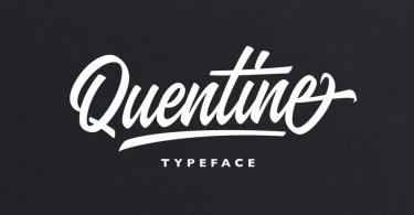 Quentine [1 Fonts] | The Fonts Master