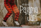 Pajama Jam [1 Font] | The Fonts Master