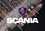 Scania Sans [24 Fonts] | The Fonts Master