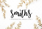 Smiths [1 Font] | The Fonts Master