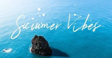 Summer Vibes [1 Font]
