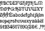 Baroque [1 Font] | The Fonts Master