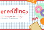 Merendina [12 Fonts] | The Fonts Master