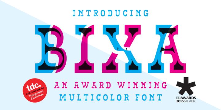 Bixa Super Family [13 Fonts] | The Fonts Master