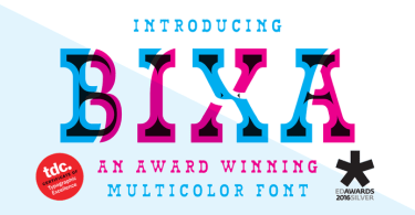 Bixa Super Family [13 Fonts] | The Fonts Master