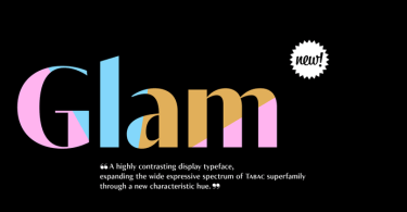 Tabac Glam Super Family [32 Fonts]   The Fonts Master