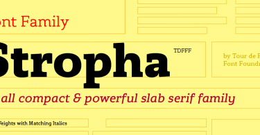 Stropha Super Family [10 Fonts] | The Fonts Master