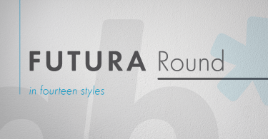 Futura Round Super Family [14 Fonts]   The Fonts Master