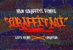 Graffitasi [1 Font] | The Fonts Master