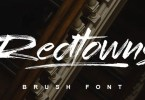 Redtowns [2 Fonts] | The Fonts Master