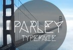 Parley [2 Fonts] | The Fonts Master