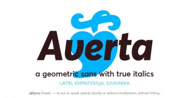 Averta Super Family [16 Fonts] | The Fonts Master