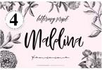 Maldina Feminime [4 Fonts] | The Fonts Master