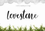 Lovestone [1 Font]