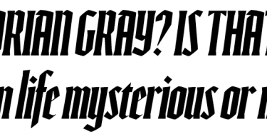 Ayer Poster Blackletter Super Family [5 Fonts] | The Fonts Master