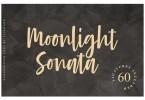 Moonlight Sonata [1 Font] | The Fonts Master