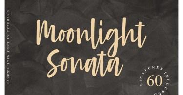 Moonlight Sonata [1 Font]