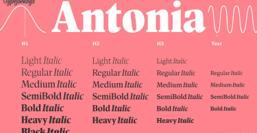 Antonia Super Family [46 Fonts] | The Fonts Master
