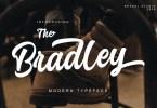 Bradley [1 Font] | The Fonts Master