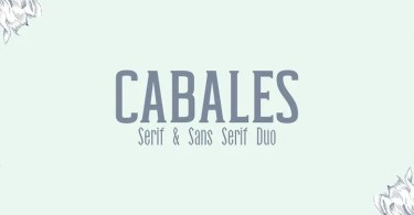 Creativetacos Cabales &Amp; Daania [8 Fonts] | The Fonts Master