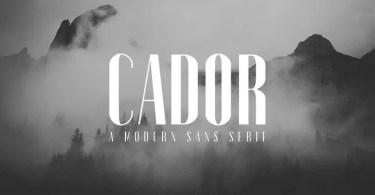 Creativetacos Cador [2 Fonts] | The Fonts Master