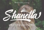 Shanella [1 Font] | The Fonts Master