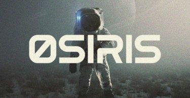 Osiris [1 Font] | The Fonts Master