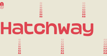 Hatchway Super Family [35 Fonts]