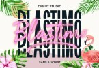 Blastimo Sans And Script [3 Fonts] | The Fonts Master