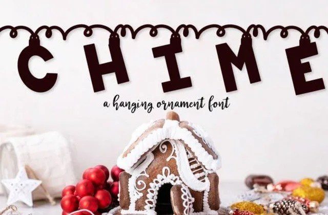 Chime [1 Font] | The Fonts Master