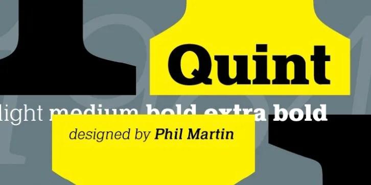 Urw Quint [6 Fonts] | The Fonts Master