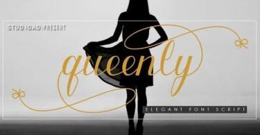 Queenly [1 Font]