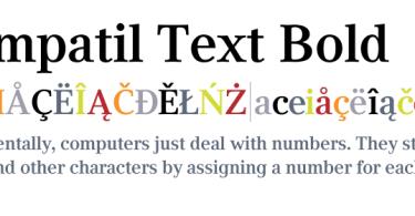 Compatil Text Super Family [4 Fonts] - The Fonts Master