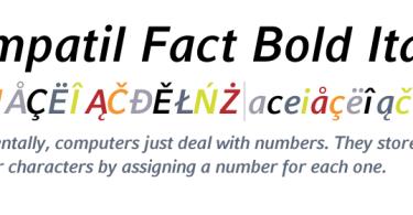 Compatil Fact Super Family [4 Fonts] | The Fonts Master